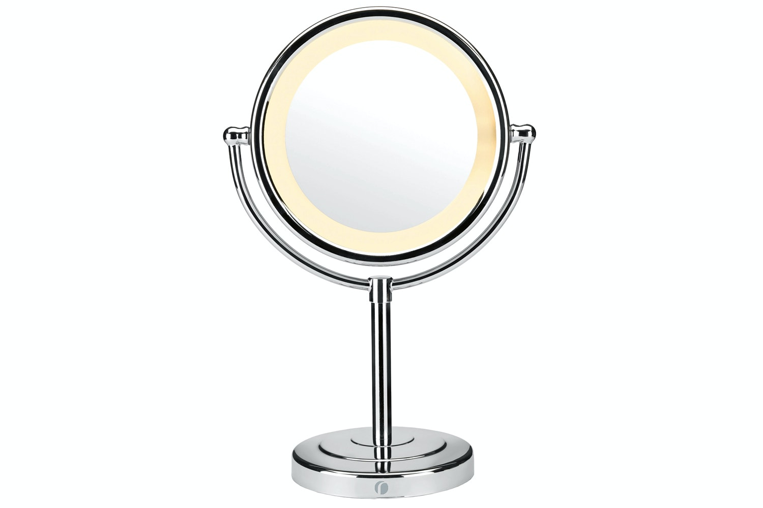 BaByliss Chrome Illuminated Mirror