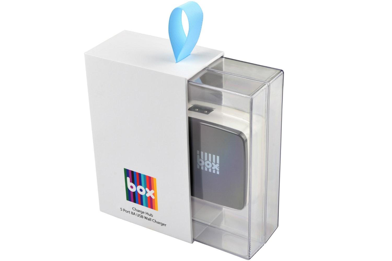 Box Charge Hub | Black