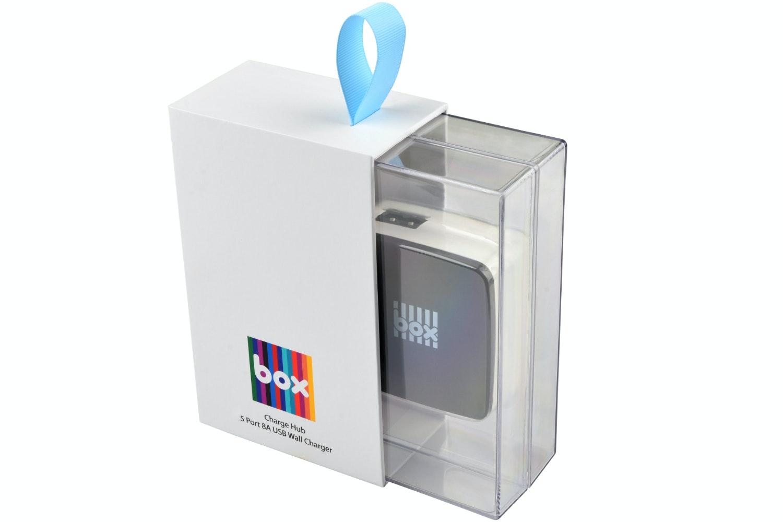 Box Charge Hub | White