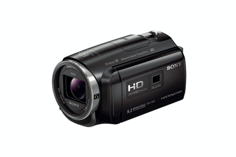 Sony HandyCam Camcorder with Projector | PJ-620