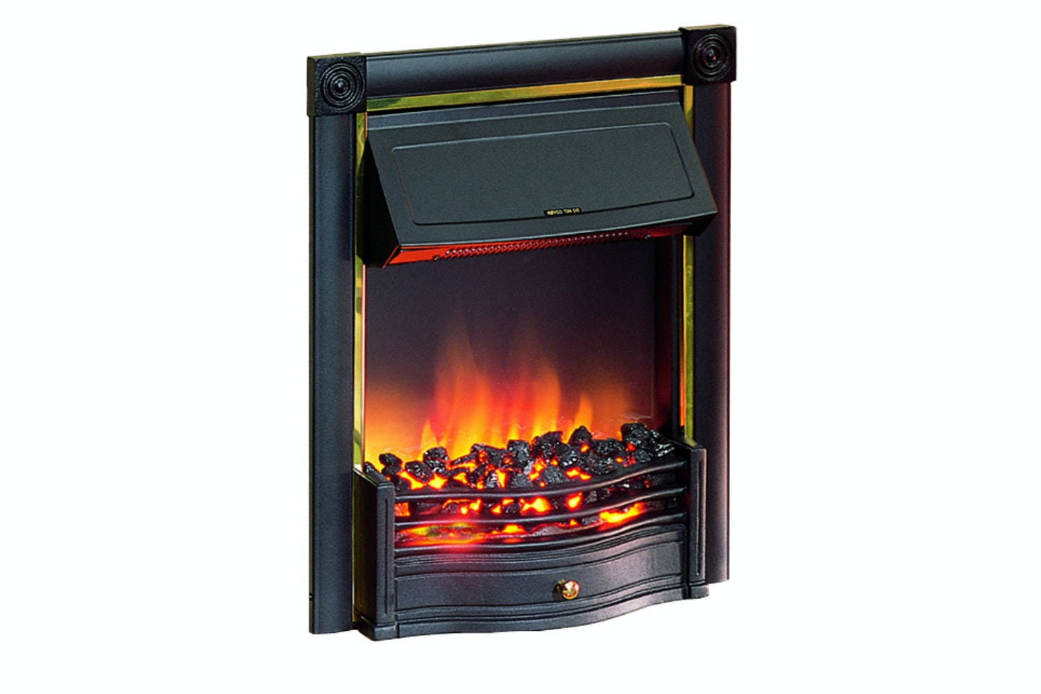 Dimplex Horton Fire Black