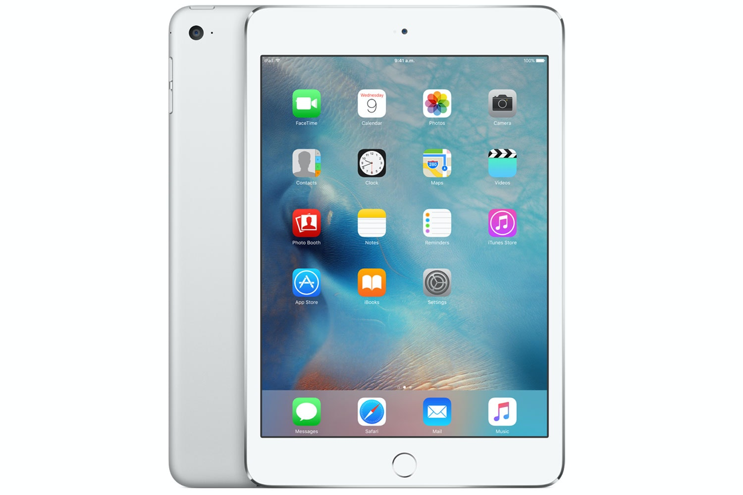 Apple iPad mini 4 Wi-Fi | 128GB | Silver