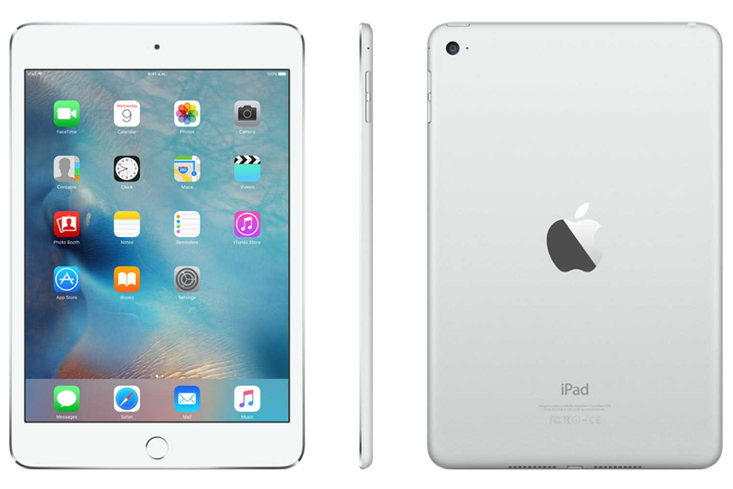 apple ipad mini 4 wi