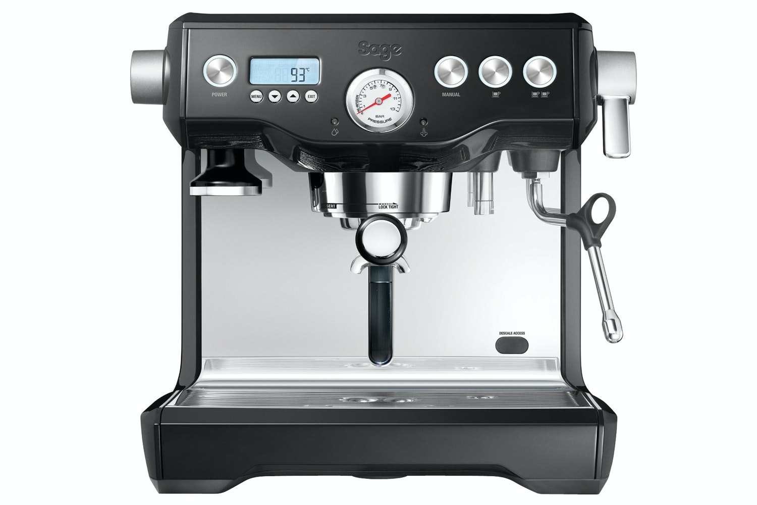 Sage Dual Boiler Espresso Machine | Black Edition