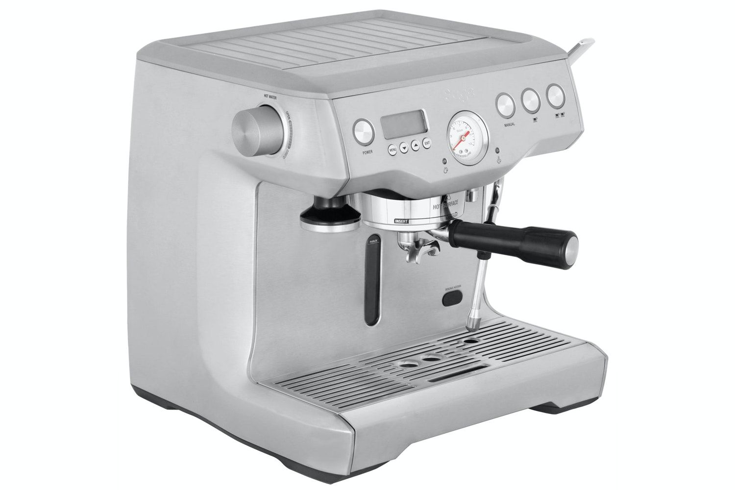Sage Dual Boiler Espresso Machine | BES920UK