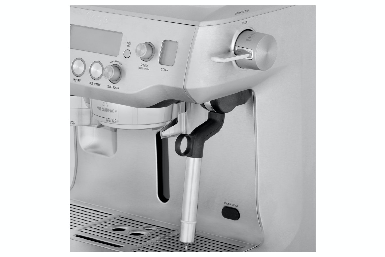 Sage Oracle Coffee Machine | Stainless Steel
