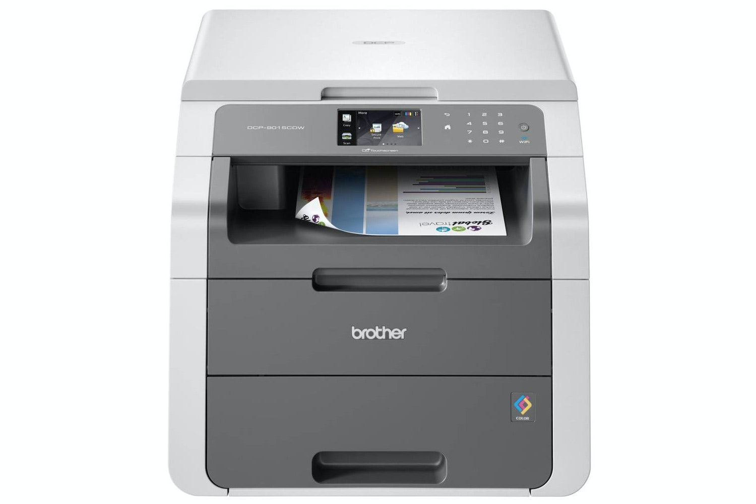 Brother Laser Printer  DCP9015CDW