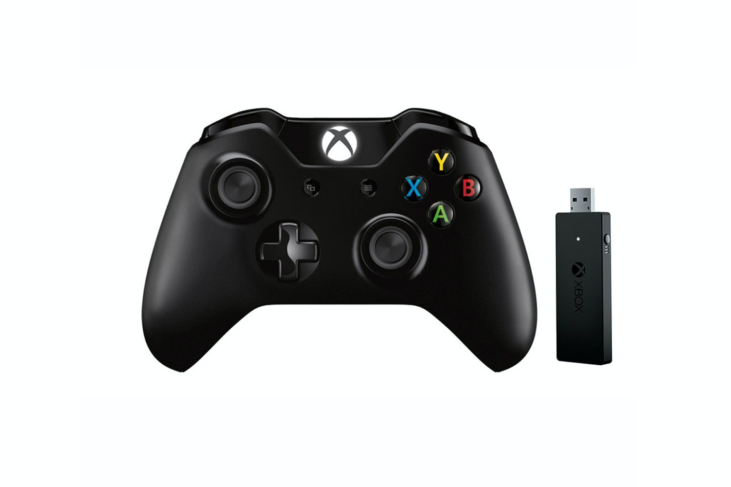 Xbox One Controller With PC Adapter