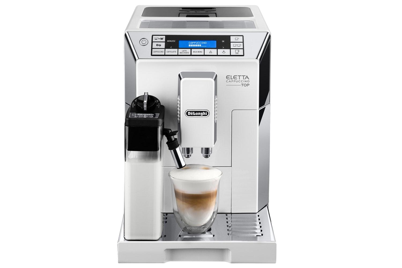 Delonghi Eletta White B2C Machine | ECAM45.760.W