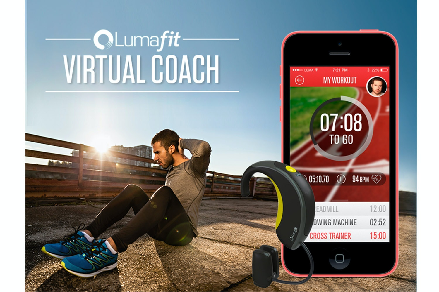 Lumafit Fitness Coach | iOS