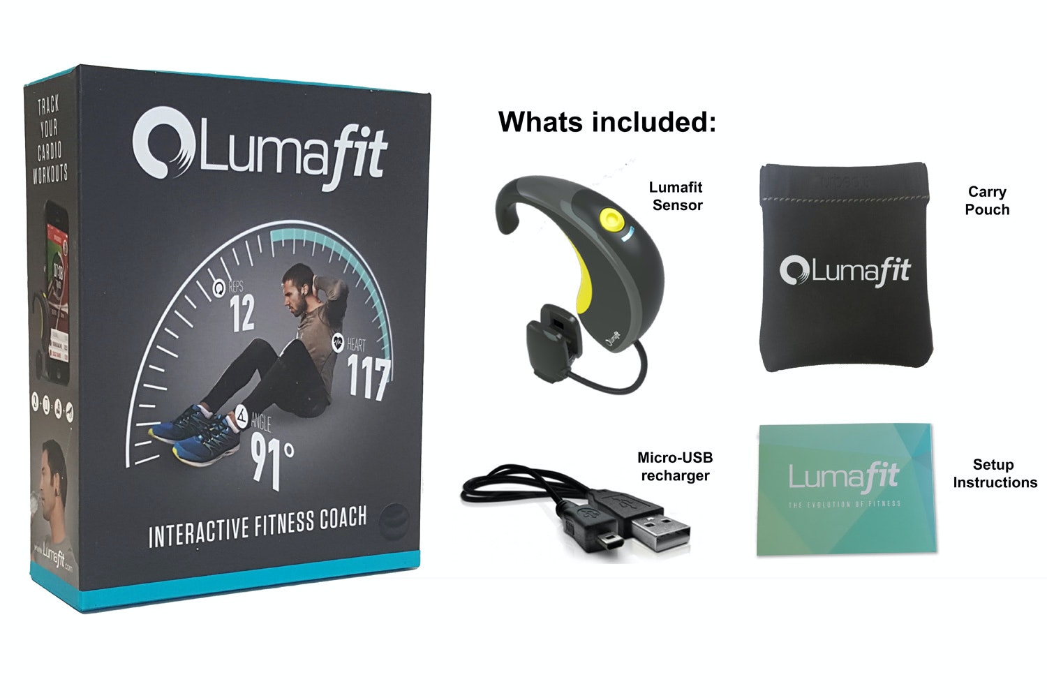 Lumafit Fitness Coach | Android