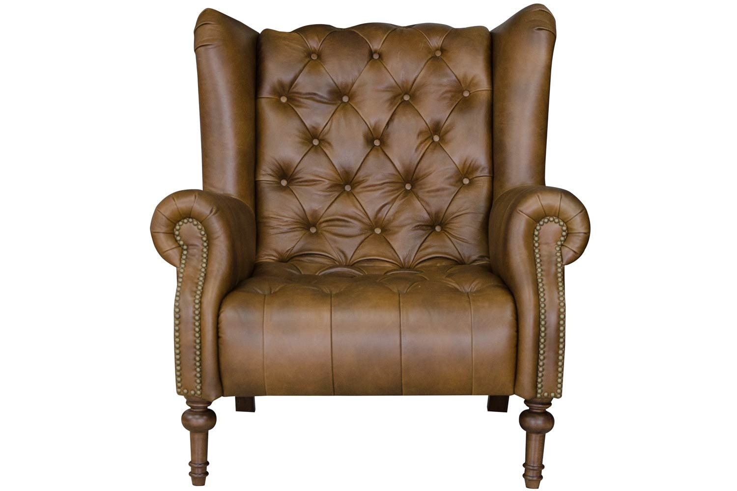 Theo Leather Armchair