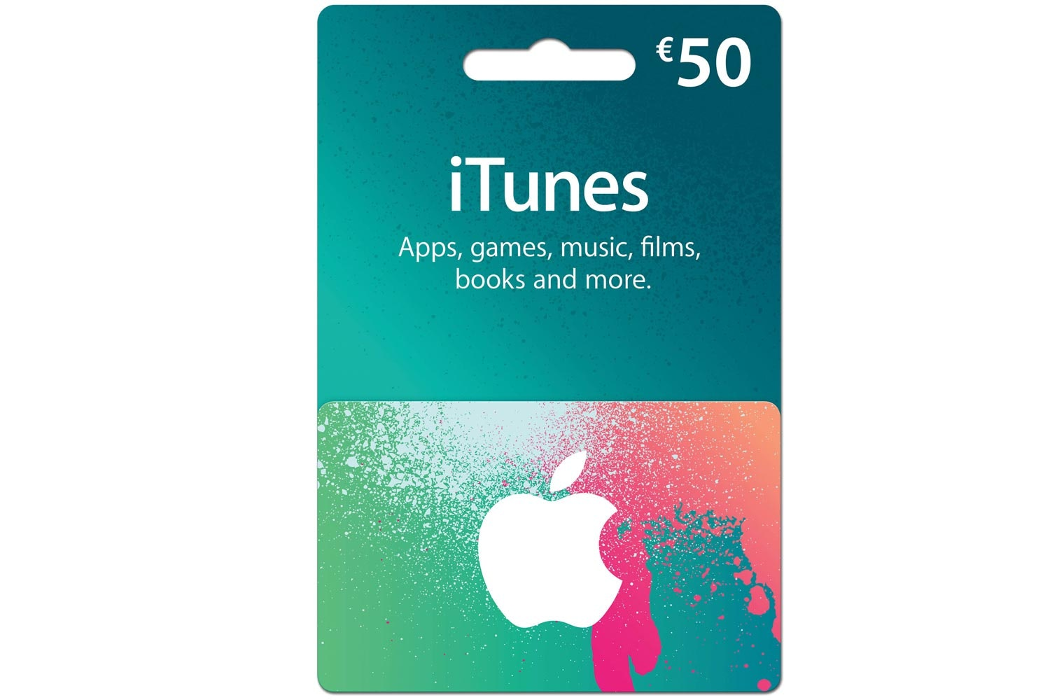 €50 iTunes Gift Card