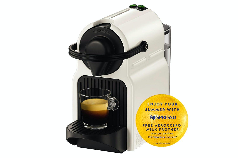 Krups Nespresso Inissia Coffee Machine | XN100140 | White