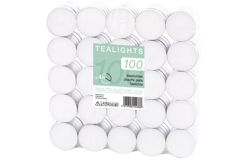 T-Lights | 100 Pack