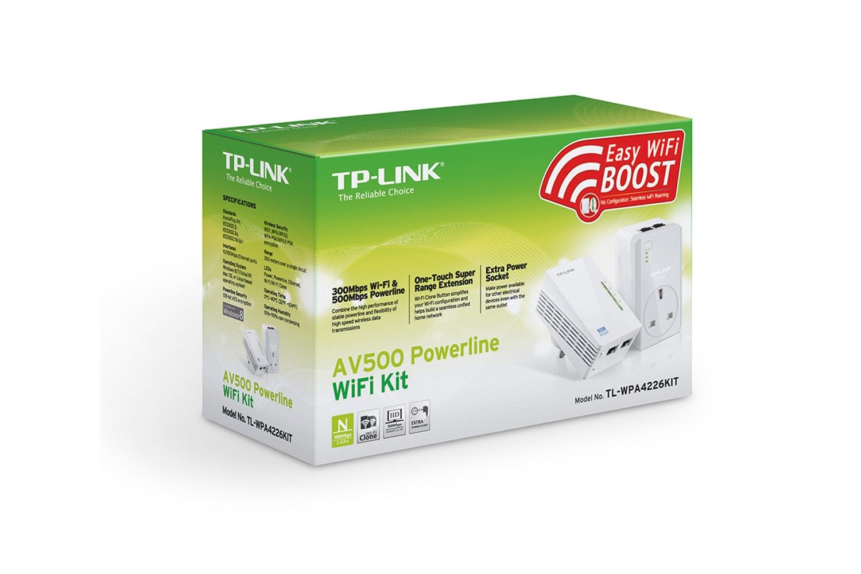 TP-Link Powerline WiFi  Kit | AV500