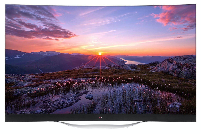 "LG 55"" Curved OLED TV | 55EC930V"