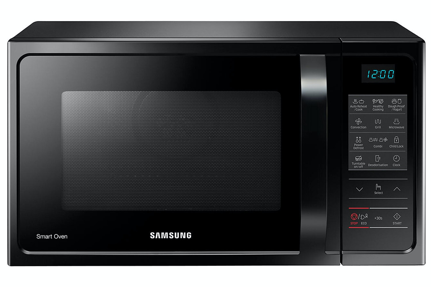 Samsung 28L 900W Smart Combination Microwave | MC28H5013AK/EU | Black
