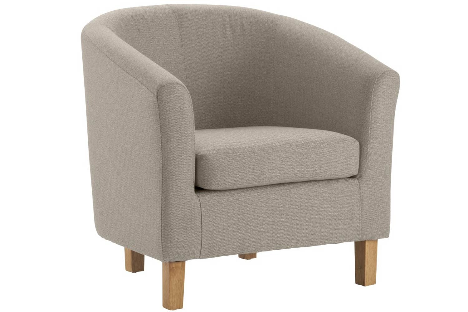 Jayla Tub Chair | Natural