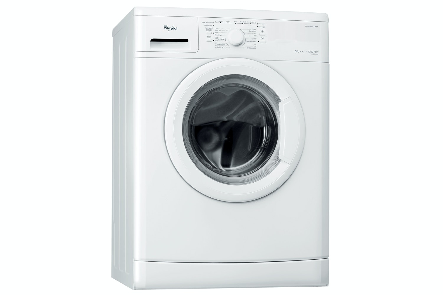 Whirlpool 6kg Washing Machine | WWDC4406