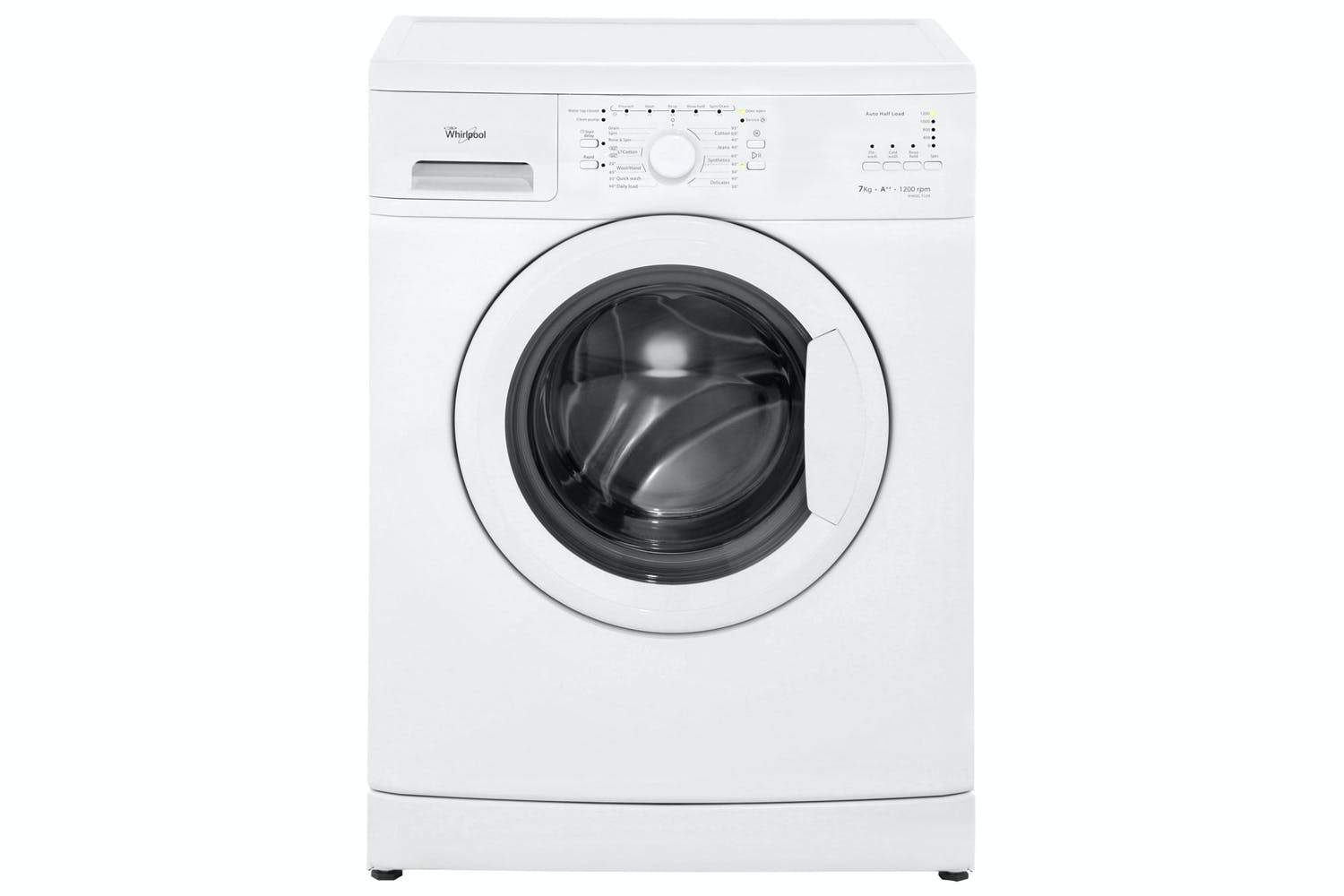 Whirlpool 7kg Washing Machine | WWDC7124