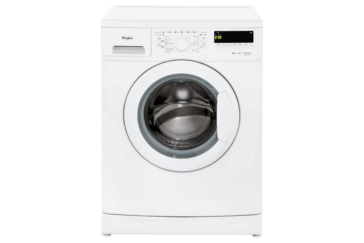 Whirlpool 9kg Washing Machine | WWDC9200/1