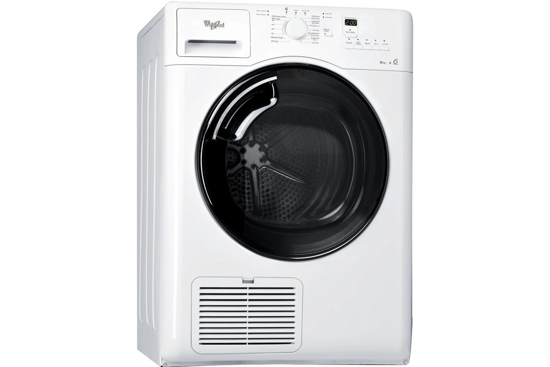 Whirlpool 8KG 6th Sense Tumble Dryer AZB8570