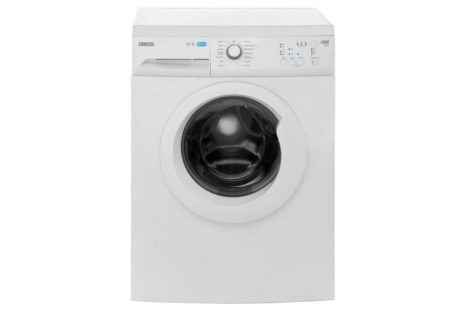 Zanussi 8kg Freestanding Washing Machine | ZWF81440W
