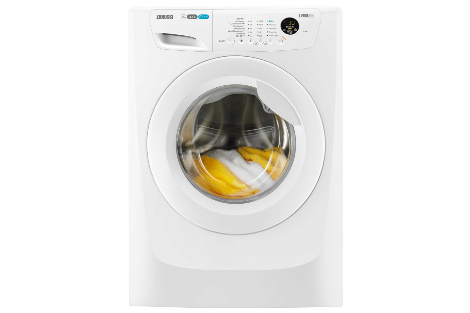 What company is doing the best washing machines 98