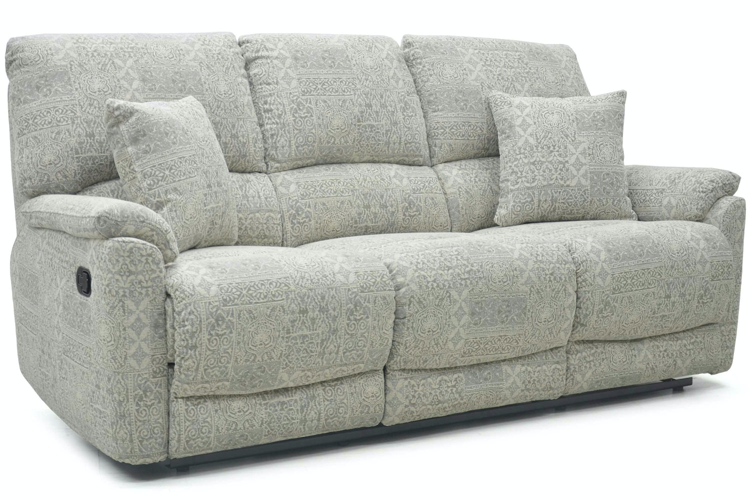 Nemo 3 Seater Fabric Sofa