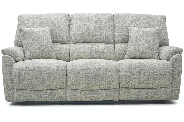 Nemo 3 Seater Fabric Sofa