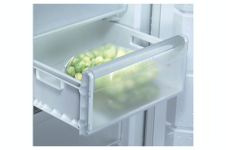 Siemens 255L iQ300 Freestanding Upright Freezer | GS36NVI30G | Stainless Steel