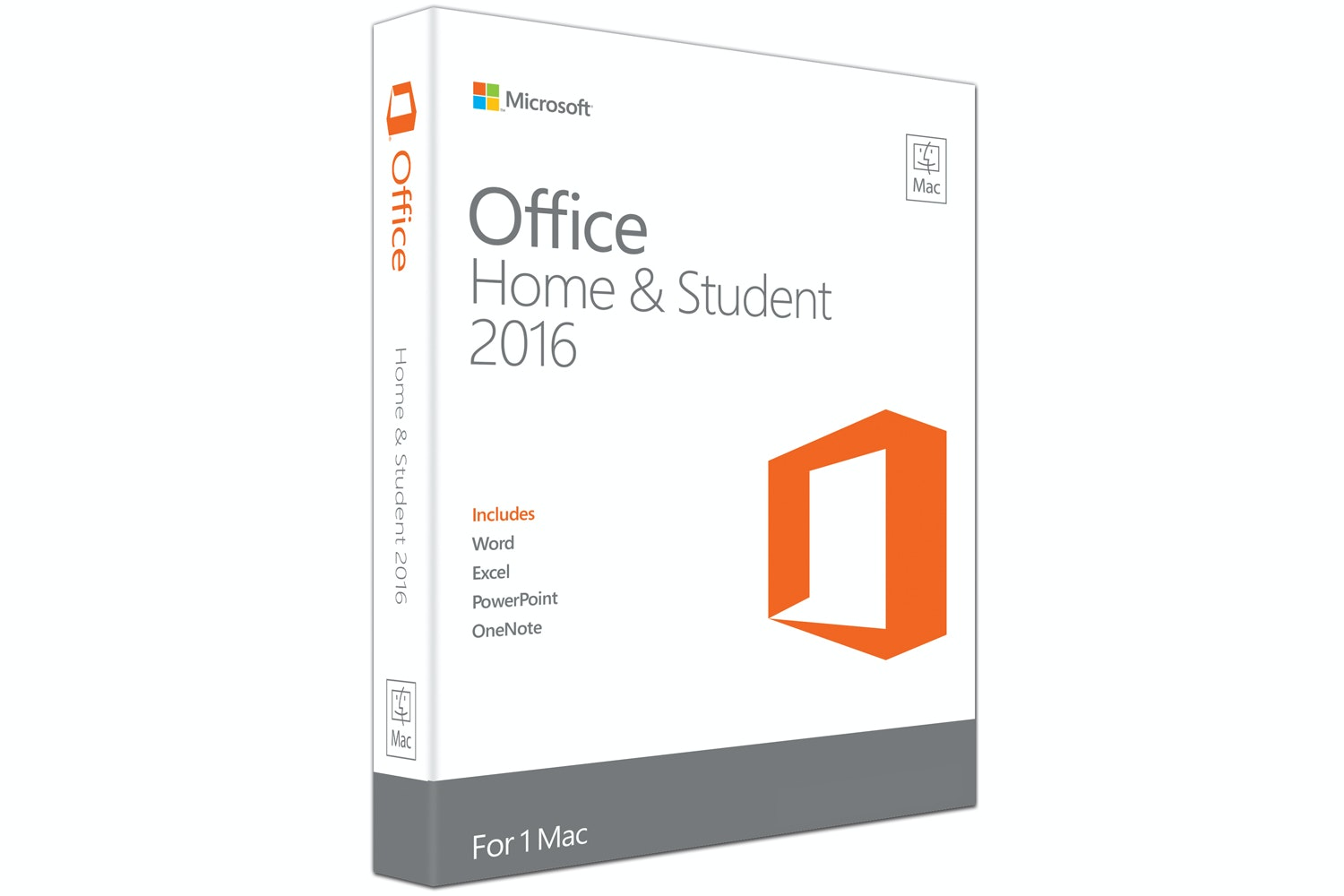 Microsoft Office Mac Home & Student 2016