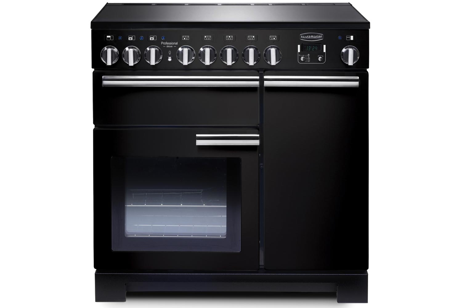 Rangemaster Pro Deluxe 90cm Cooker | Induction
