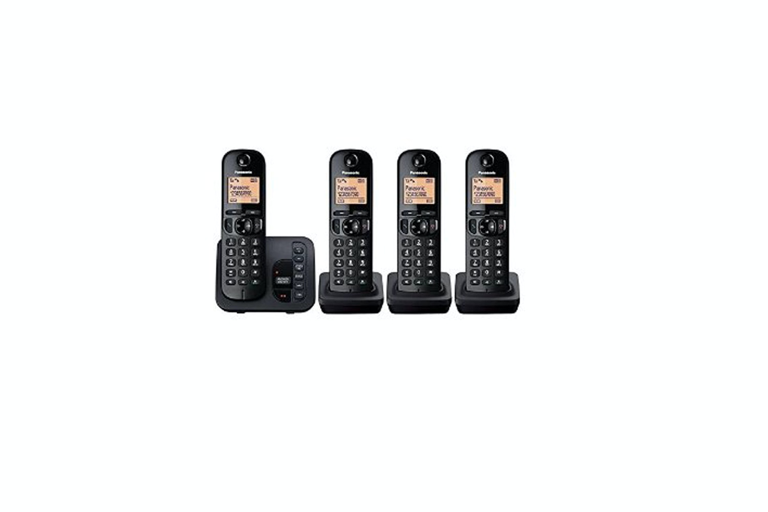 Panasonic Quad Cordless Phone | KX-TGB220