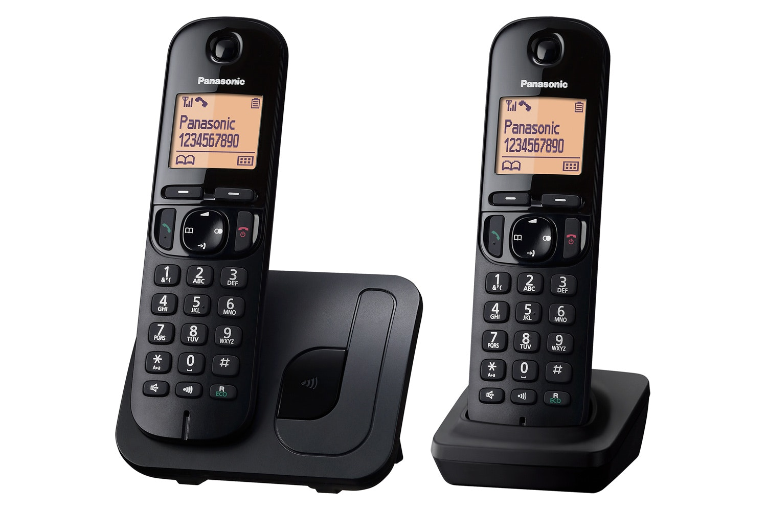 Panasonic Twin Cordless Home Phone | KX-TGC212