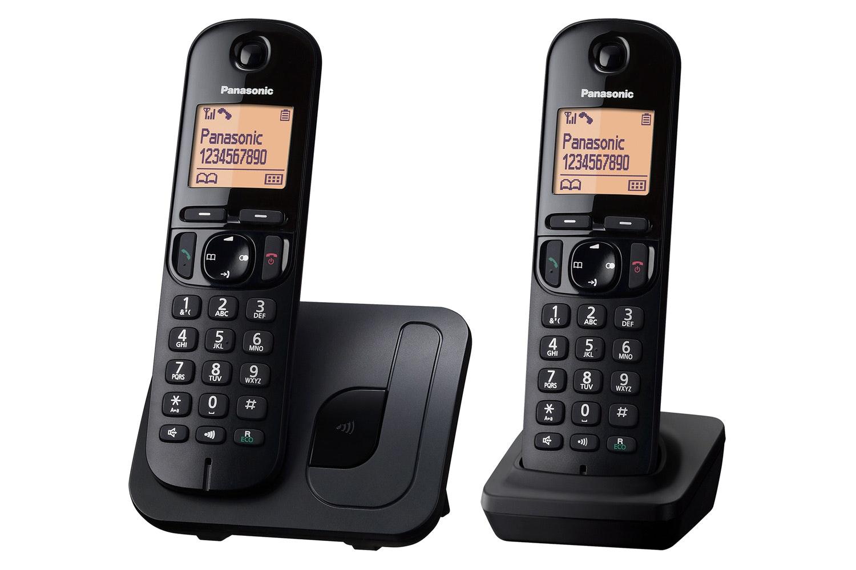 Panasonic Twin Cordless Home Phone | KX-TGC212