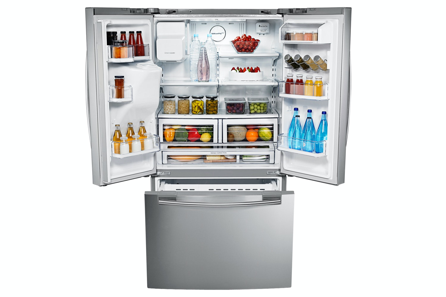 Samsung G-Series Three Door Refrigerator