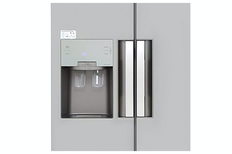 Samsung Side by Side Fridge Freezer | RS7667FHCSL/EU