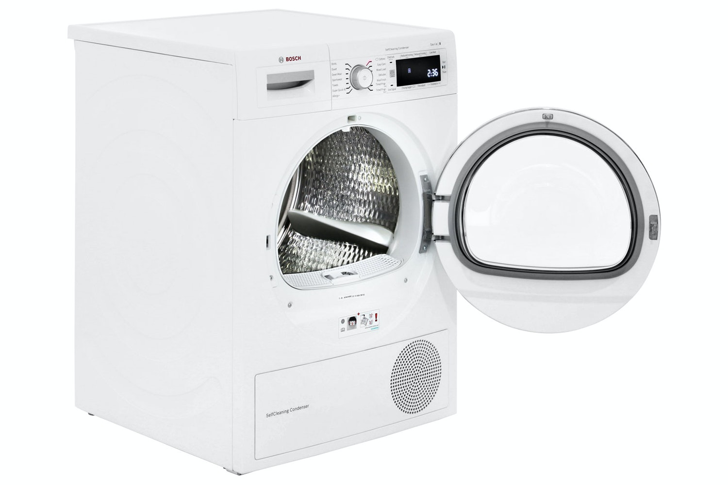 Bosch Heat Pump Dryer | WTW87560GB