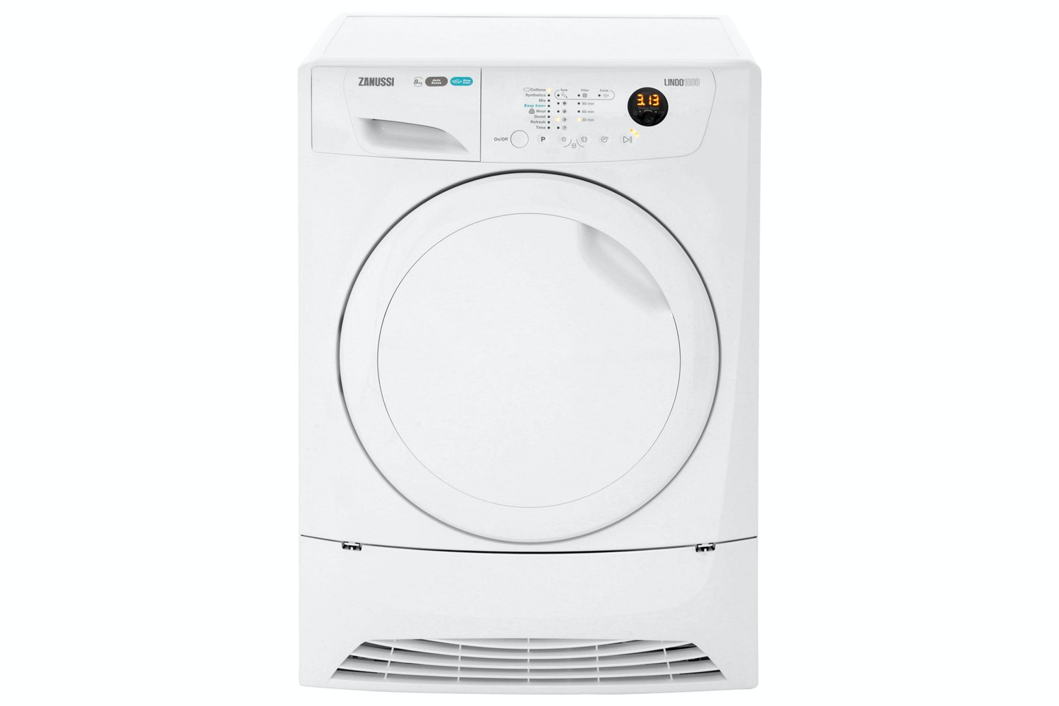 Zanussi 8kg Heat Pump Tumble Dryer | ZDH8333PZ
