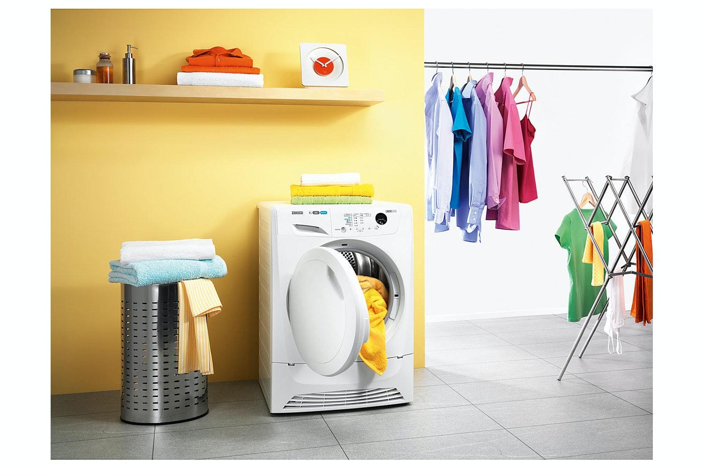 Zanussi 8kg Condenser Dryer | ZDH8333PZ