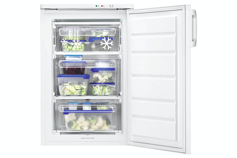 Zanussi Freestanding Larder Freezer | ZFT11105WA
