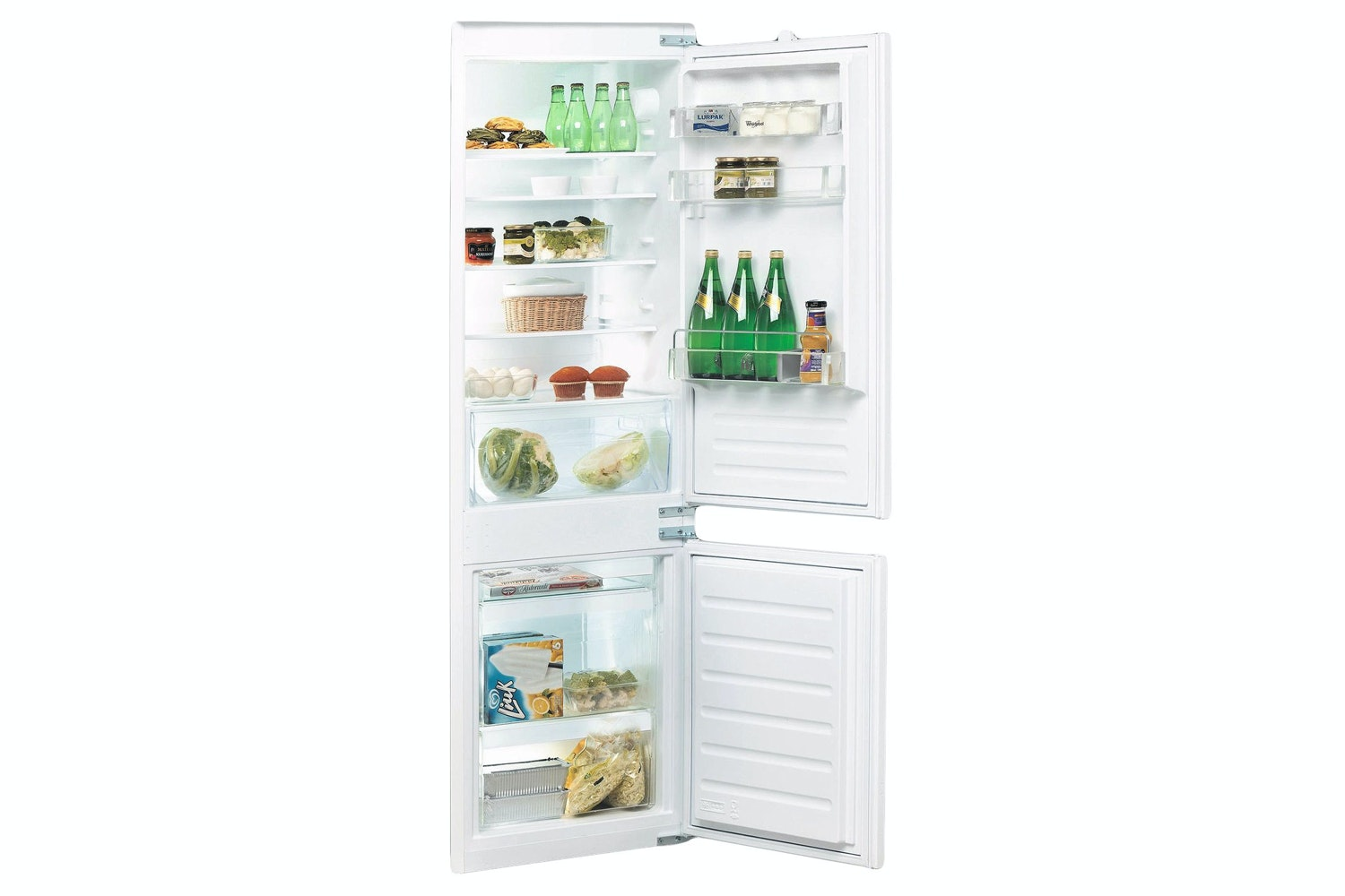 Whirlpool Integrated Fridge Freezer | ART6502/A+