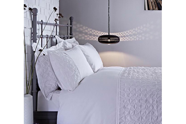 Origami White  | Pillowcase