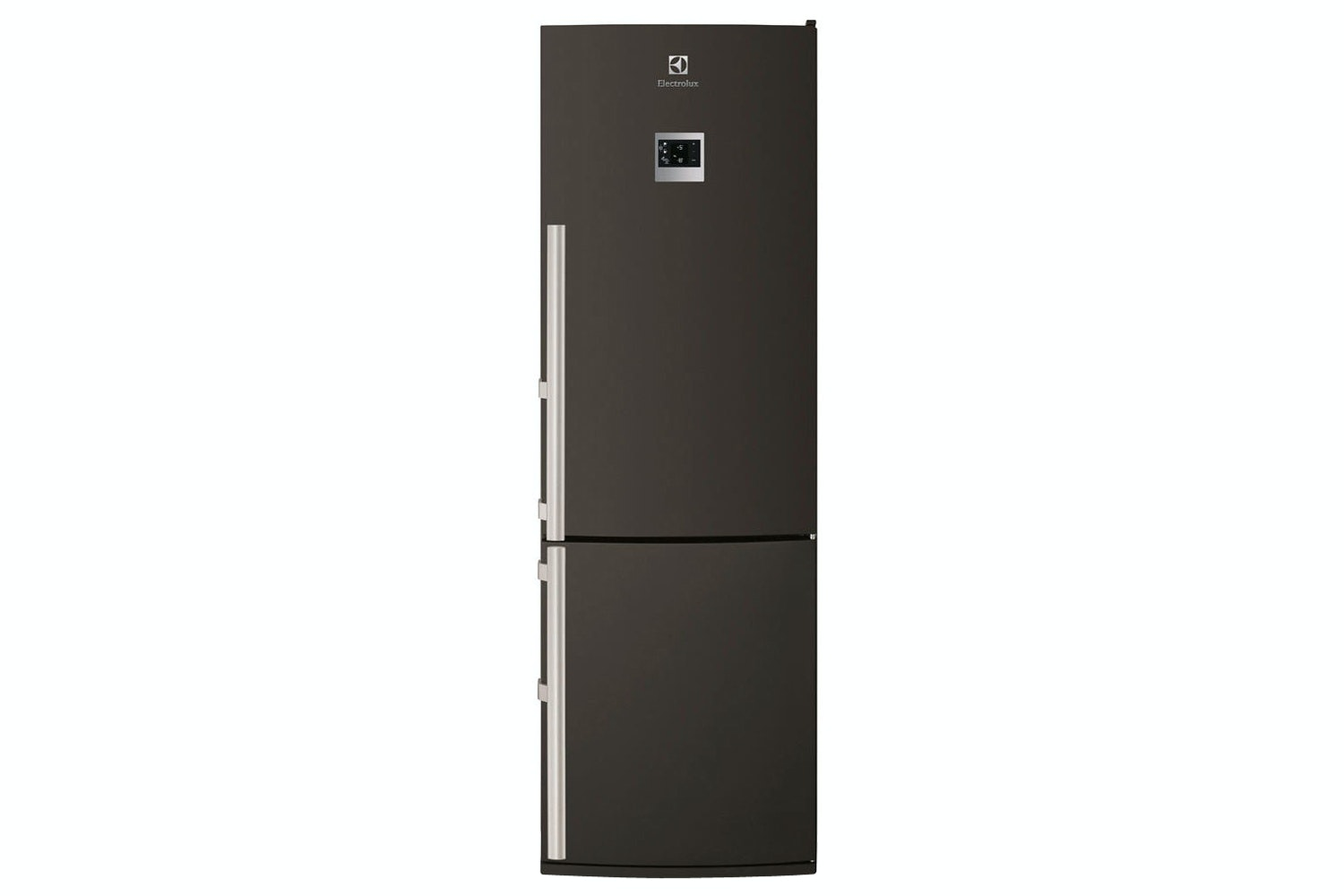 electrolux fridge. electrolux brown fridge freezer | en3487aoo