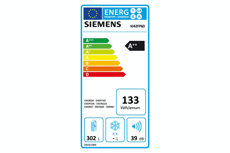 Siemens Integrated Fridge | KI42FP60