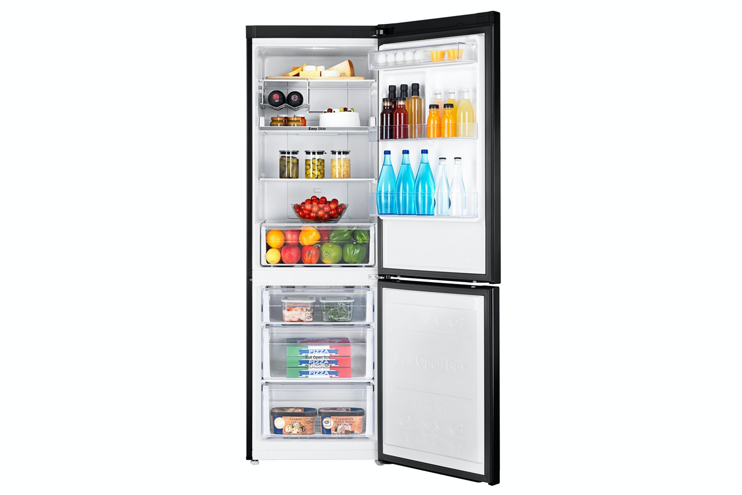 Samsung No Frost Fridge Freezer | RB31FERNDBC