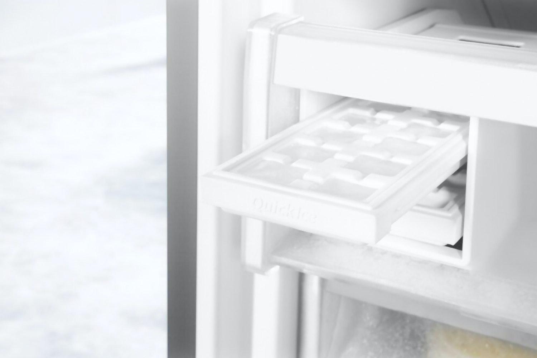 Whirlpool Freestanding Double Door Fridge Freezer   WTE2511