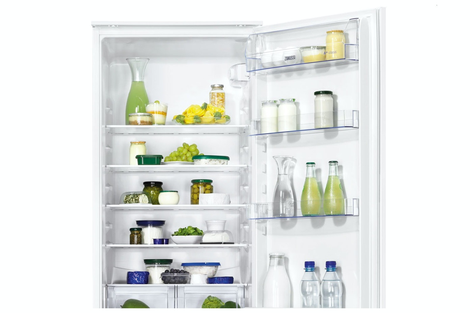Zanussi Integrated Fridge Freezer | ZBB28441SA